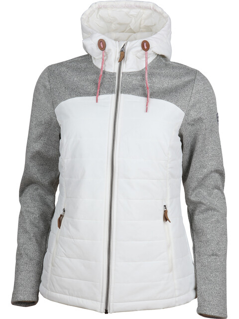 High Colorado Canberra 2 Hybrid Jacke Damen grau